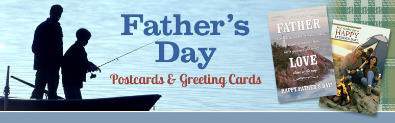 Father's Day Postcards